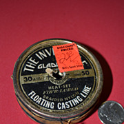 SALE Gladding Floating Line and Spool.