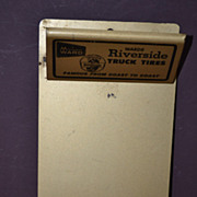 SALE Wards Riverside Truck Tires Clipboard