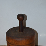 Very Old Butter Mold