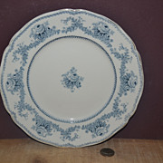 Johnson Bros England &quot;Raleigh&quot; Pattern Plate