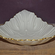 Lenox Triangular Bowl for Nuts or Relish