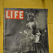 December 2 1941 Life Magazine with Ingrid Bergman in Joan of Lorraine