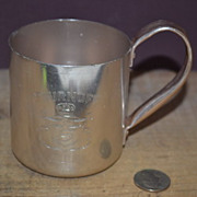 Smirnoff Mule Anodized Aluminum Copper Tinged Mug