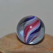 Hand Made German Divided Ribbon Core Marble