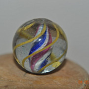 Hand Made German Solid Core Swirl Marble