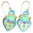 Chimayo Sacred heart Earrings
