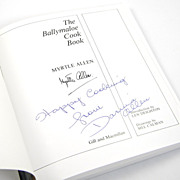 The Ballymaloe Cookbook (Irish Cookery) signed by Myrtle & Darina Allen