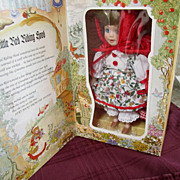 DOLL, Storybook Doll, Little Red Riding Hood/ IN Box,M. Osmond