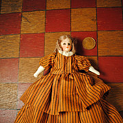 "Simon & Halbig #1160 - ""Little Women"" Dollhouse Doll"