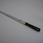 Stanhome Bread Knife ~ Bakelite Handle