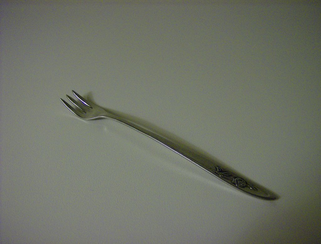 Oneida Community Stainless Flatware ~ My Rose Pattern ~ Seafood ...