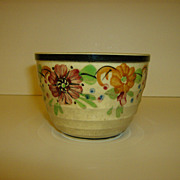 Hand Painted Rice Bowl ~ Made in Japan ~ 1940's