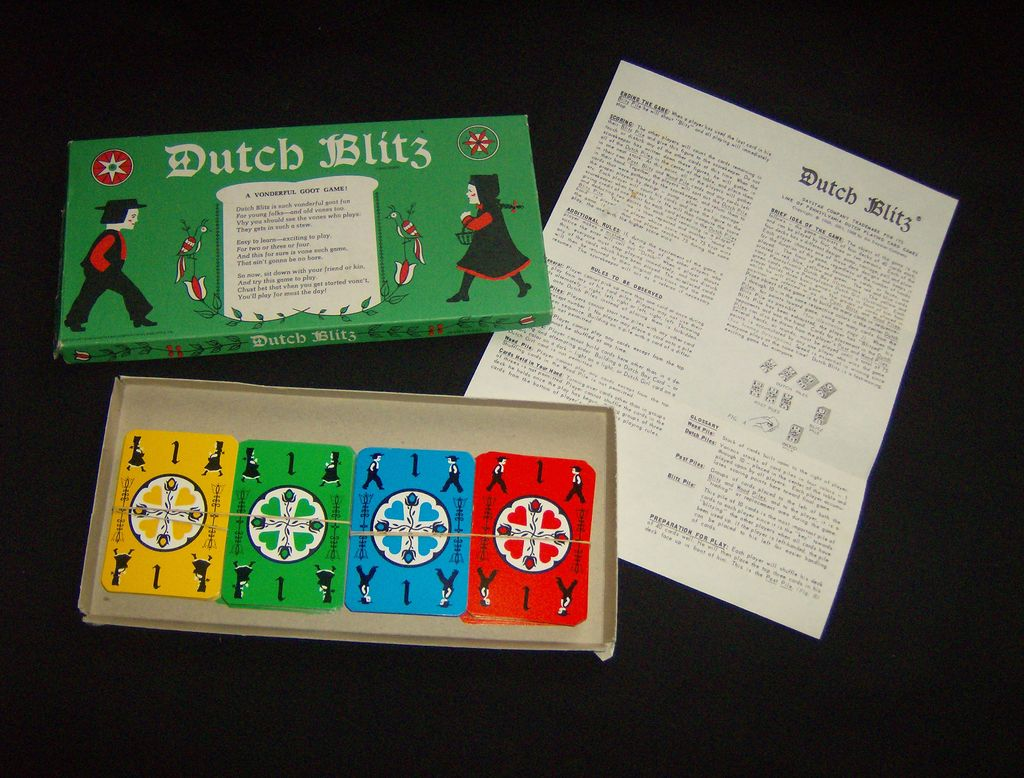 card game blitz instructions