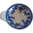 Flow Blue Meissen Trinket Dish Or Master Salt