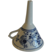 Meissen Antique Kitchen Funnel, Blue Onion
