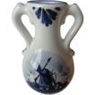 """Delft"" Hand Painted Jug, Blue & White, Holland"
