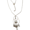 Delicate Pearl Drop Pendant Necklace