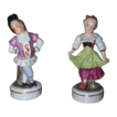 Two Children Figurines - Crown N Mark