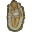 Hummel #18 Christ Child - TMK2 - Stamped Large  Full Bee -