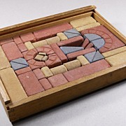 Richter's Anchor Blocks Set No. 4 Codeword:Raft