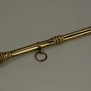 Victorian Gold Filled Mechanical Pencil