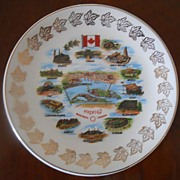 Collector's Plate of Expo '67