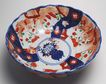 Heavily Decorated Japanese Imari Bowl