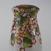 Antique, Porcelain, Nippon Hand Painted Muffineer Shaker
