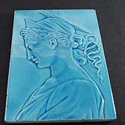 Antique Early Tile, Cambridge Art Tile Works