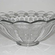 Heisey �Colonial� Punch Bowl, Vintage