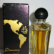 SALE Rare Vintage �Discovery� Pure Perfume in Presentation Box