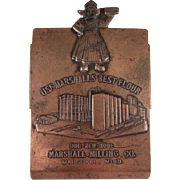 Marshall's Flour Premium Heavy Metal Bill Clip