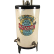 'Welsbach Hot Zone Water Heaters' Figural Tin Bank