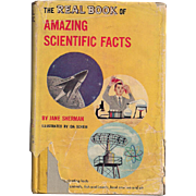 'The Real Book of Amazing Scientific Facts' hard back Book