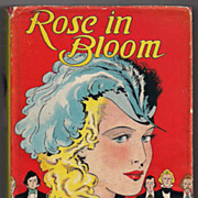 'Rose in Bloom' hard back Book