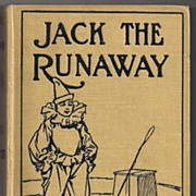 'Jack the Runaway or On the Road with a Circus' Hard Back Book