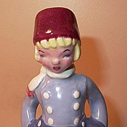 Made in California Brayton Laguna Dutch Boy Figurine