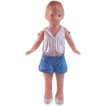 Ideal Brother Doll Jointed Arms for Dollhouse