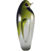 Pilgrim Glass Mid Century Modern Large Pigeon Figurine