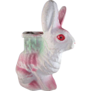 Medium Coated Pulp Rabbit Candy Container
