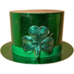 St. Patrick's Day Green Leprechaun Hat Candy Container Japan