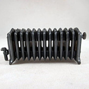"Ideal 3/4"" Radiator from the Living Room Dollhouse Furniture HTF"