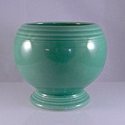 Vintage Fiesta Green Marmalade BASE ONLY