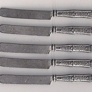 Pewter, Brittania c1890 Toy Knife have 5