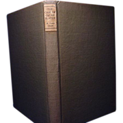 """The Case of Oscar Slater""  A. Conan Doyle, 1st American Edition"
