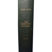 &quot;The Century Magazine May- Oct 1903&quot; Vol. LXVI New Series, Vol.XLIV