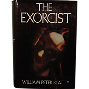 """The Exorcist"", William Peter Blatty, 1st Ed. 5th Printing"