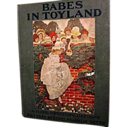 SALE &quot;Babes in Toyland&quot; Glenn MacDonough & Anna Alice Chapin