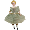 German Bisque Shoulder Head Doll  4 1/2""