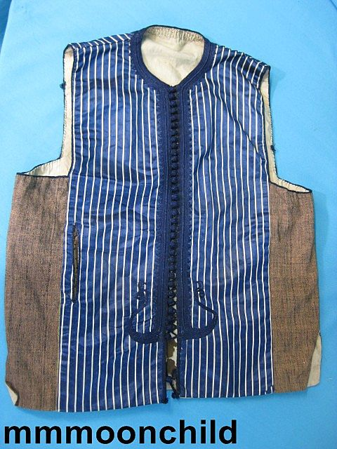 Antique waistcoat late 18C